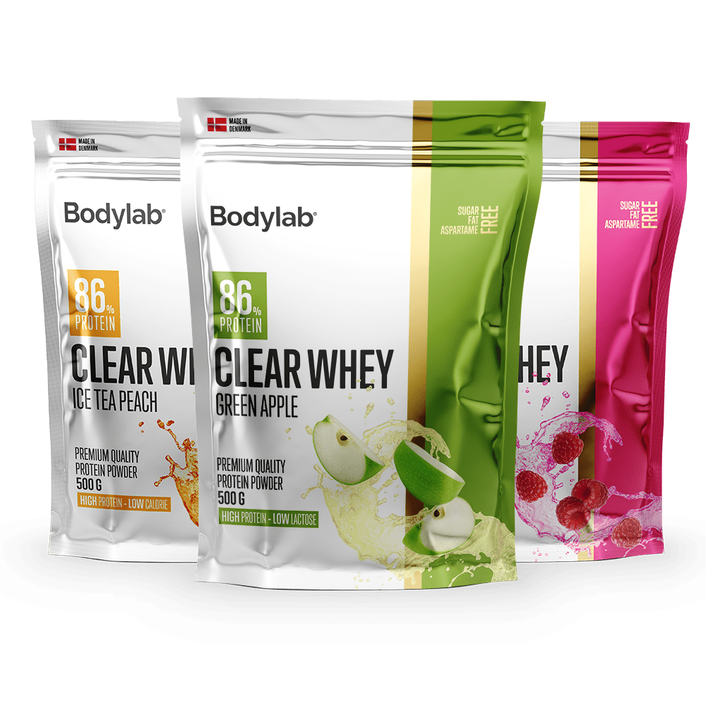 Bodylab Clear Whey (500 g)