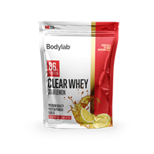 Bodylab Clear Whey (500 g) - Cola Lemon
