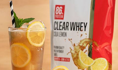 Bodylab - Clear Whey Cola Lemon