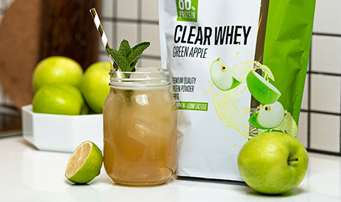 Bodylab - Clear Whey Green Apple