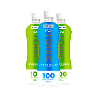 Bodylab ISO TONIC (8x500 ml)