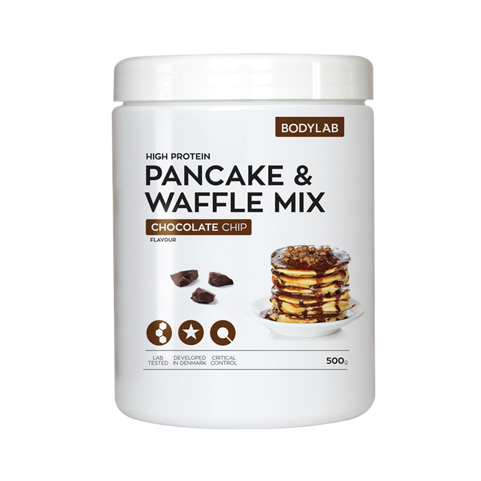 Bodylab Pancake Mix (500 g) - Chocolate Chip