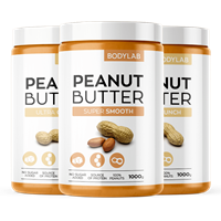Peanut Putter sortiment