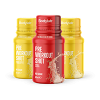 Bodylab Pre Workout Shot (60 ml)