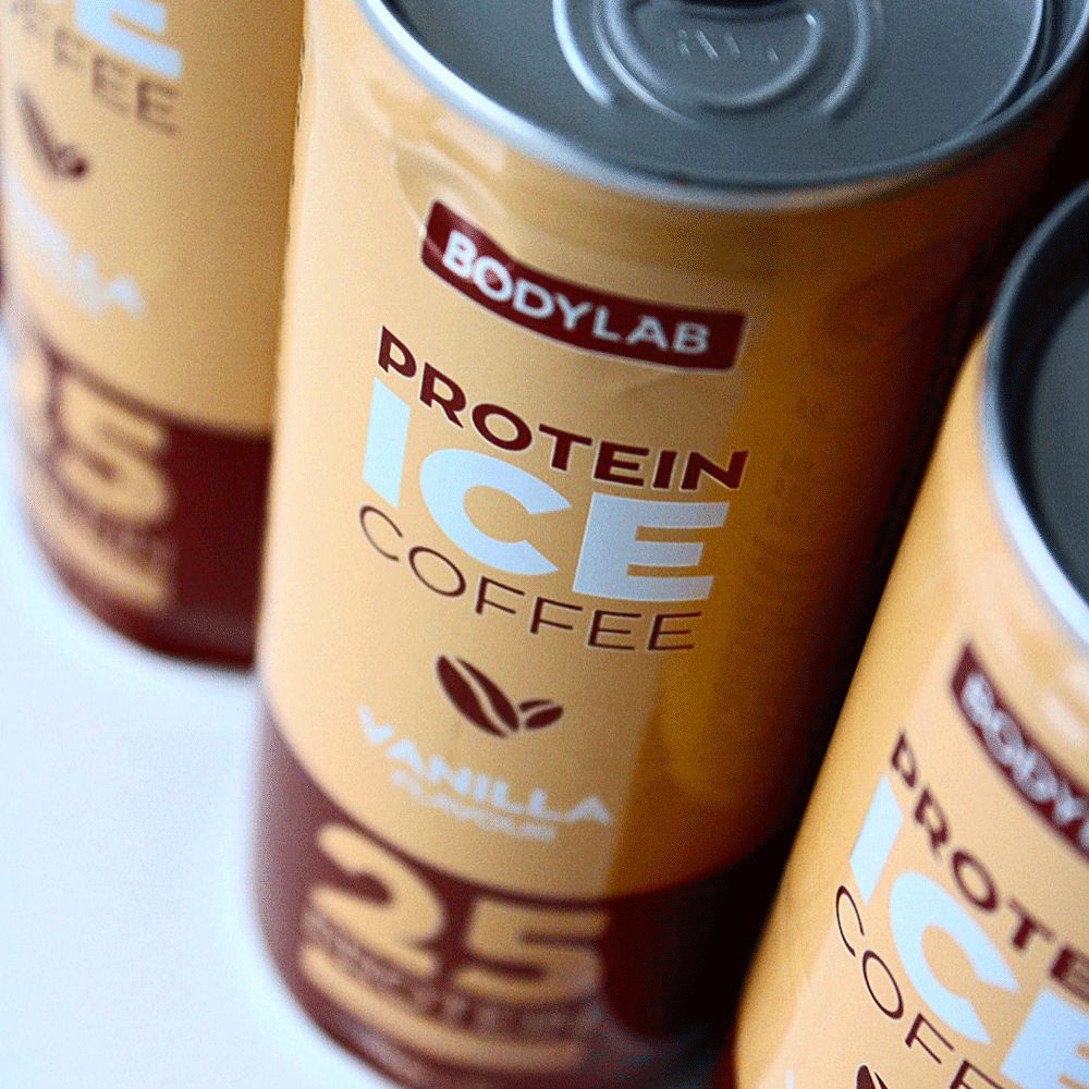 Bodylab Protein Ice Coffee