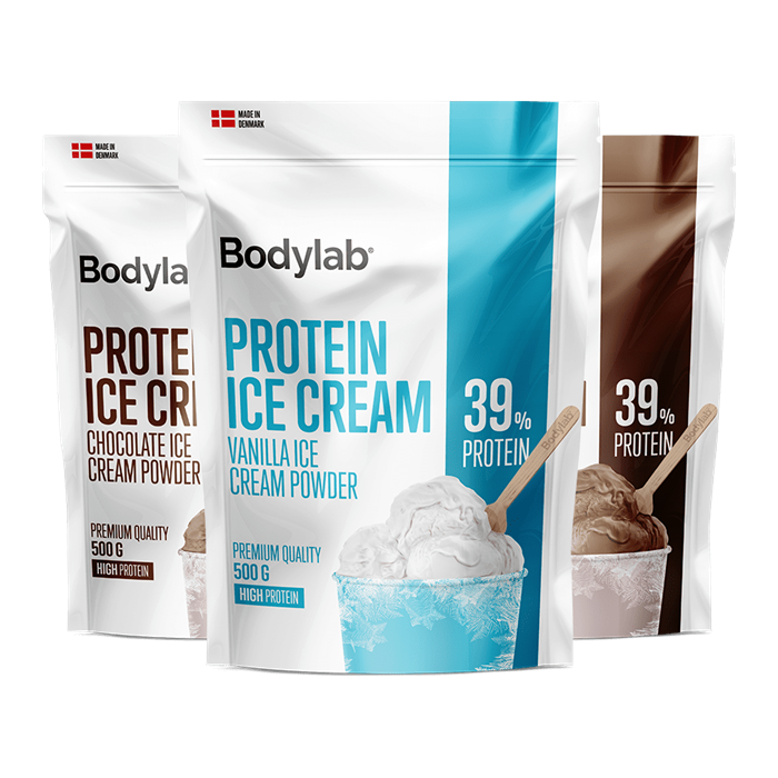 Bodylab Protein Ice Cream Mix (500 g)