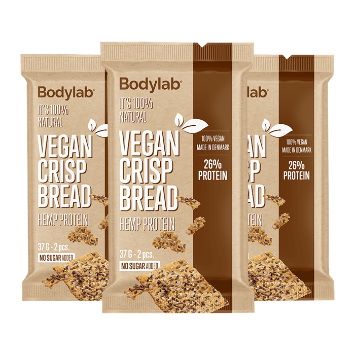 Bodylab Vegan Crisp Bread